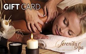 Gift Cards Niagara Falls Spa