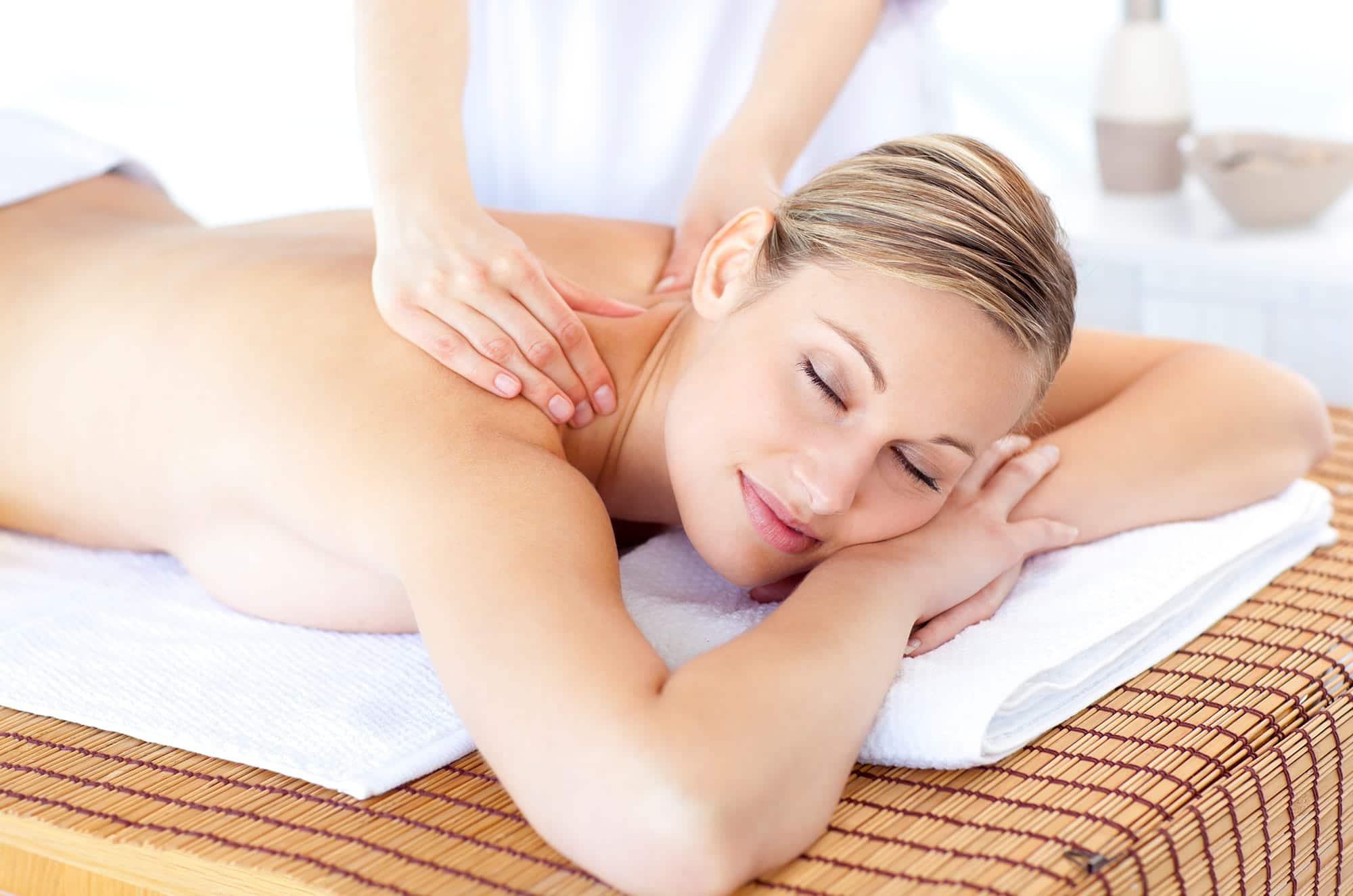Hemp Seed Oil Massage